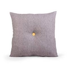 Heritage Woven Buttoned Cushion