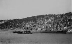 The Sinking Of the Tirpitz 10 Insanely Daring Air Raids in History