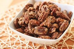 Sugar 'n' Spiced Pecans | Is the cider mill recipe I have been looking for??