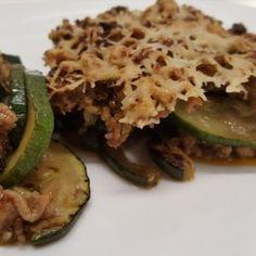 paleo rakott cukkini Paleo, Food Network, Zucchini, Vegetables, Veggies, Vegetable Recipes, Squashes, Paleo Food