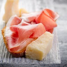 Parmesan cheese!