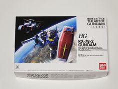 [REVIEW] HG RX-78-2 Gundam THE ART OF GUNDAM OSAKA Metallic Edition: Photoreview No.28 Big Size Images http://www.gunjap.net/site/?p=194512