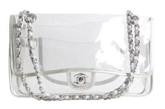 Chanel Clear Classic Flap Bag
