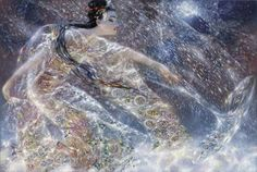 Shining painting by Alexander Maranov