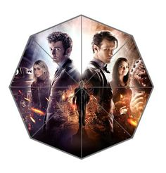 32ce9da132d Christmas Gift Hot film Doctor Who Custom Umbrella Out Door Supply New  Design Fashion Portable Foldable