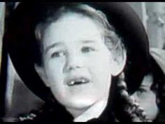 Watch this movie every Thanksgiving and believe in miracles!  Miracle on 34th Street - Dutch girl