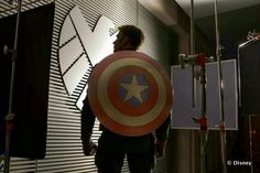 Filming Begins on Captain America: The Winter Soldier