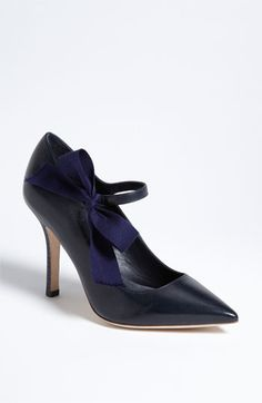 Nordstrom...Mary Jane Pump with bow