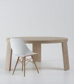 Emmemobili Sabino Round Table