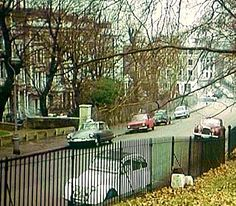 Primrose Hill, London (1967) by Shilpot, via Flickr North London, Old London, Primrose Hill London, History Of England, London Pictures, British Invasion, London Calling, English Countryside, Camden