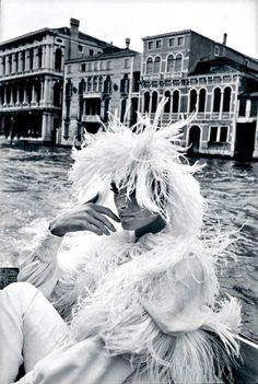 Mirella Petteni by Helmut Newton, 1966.