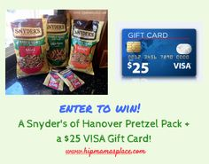 Your favorite Snyder's of Hanover pretzels are now being produced in peanut-free…