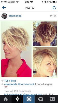 New hair?!?!