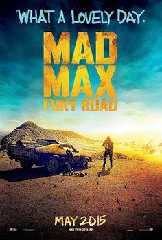 Afición por y para el cine: Mad Max: Furia en la carretera
