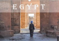 Egypt - CALVENDO calendar by Joana Kruse: The stunning, colossal monuments and temples of Ancient Egypt never fail to impress. The heat, the sight and the light of the desert invigorate. Seeing the life along the world's longest river, the Nile, dazzles the senses.