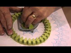 Stamping Gear Tool from Inkadinkado - Make amazing designs with perfect results!