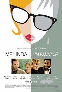 Melinda and Melinda: Two alternating stories about Melinda's (Mitchell) attempts to straighten out her life.