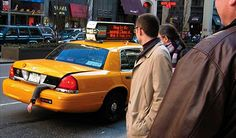 The Sopranos  Campaign for HBO Television Network in New York taxis to promote The Sopranos. It has to be disconcerting to find an arm hanging from a trunk.