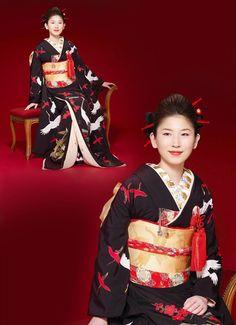 銀座・福岡・鹿児島のウエディングドレス アリュール(ALLURE)|和装5