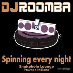 DJ Roomba, Parks & Recreation