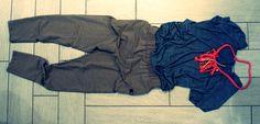 Spodnie - Gosia Strojek Bluzka - Straight Ahead Naszyjnik - avec_a