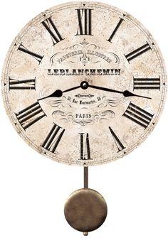 France Clock-Wall France Clock