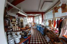 Heinolan vesitornin huipulla toimii näköalakahvila Cafe Torni, joka on kunnostettu ja sisustettu vanhan ajan hengessä.