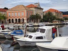 Felipe, o pequeno viajante: Ilha de Hvar, Croácia