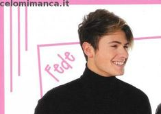 BENJI & FEDE Official Sticker Album: Fronte Figurina n. 1 -