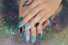 Soigné Botanique | Vodka Bleu, Glacage Turquoise, Bleu de Gex, Eau & Bleuet Nail Polish #soigné #soigne #soignebotanique #nailpolish #naillacquer #nagellak #nagellack #vegan #crueltyfree #nails