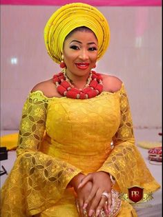 Nigerian Lace Styles For Wedding [Updated Nigerian Lace Styles, African Lace Styles, African Lace Dresses, Latest African Fashion Dresses, African Dresses For Women, African Print Fashion, Africa Fashion, African Attire, Lace Styles For Wedding