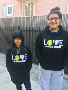 Custom made sweaters for my girls !! #softballlife