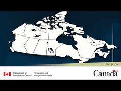 Avant votre arrivée au Canada - YouTube