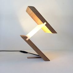 Modern Lamp Table Lamp Desk Light Home Office Unusual Abstract Geometric Contemporary