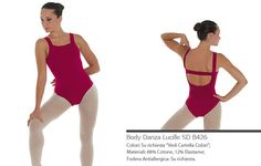 Body Danza Lucille (SD B426)