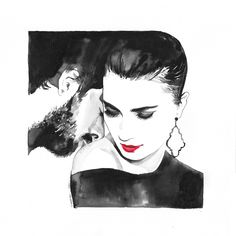 Tamam, I also learned a few Turkish words while watching Signorina and Columbo breathe their fragrances. (And did I feel like they spent all their time hiding in each other's smells all the time?) @karaparaask_tv @engin.akyurek_ea @tubabustun.official Indian ink and watercolor portrait Tuba Büyüküstün - Tuba Buyukustun - Engin Akyurek - Kara Para Ask - Fanart Watercolor Portraits, Kara, Fragrances, Breathe, Fanart, Indian, Ink, Cartoon, Feelings