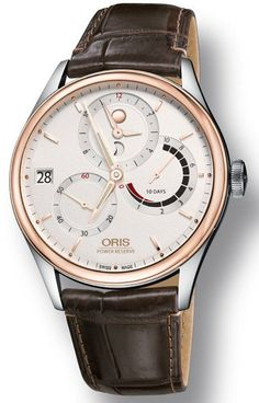 @oris Watch Artelier GMT Leather Coco Set Pre-Order #basel-16 #bezel-fixed #bracelet-strap-leather #case-material-rose-gold #case-width-43mm #delivery-timescale-call-us #description-done #dial-colour-silver #gender-mens #luxury #movement-manual-wind #new-product-yes #official-stockist-for-oris-watches #packaging-oris-watch-packaging #pre-order #pre-order-date-30-09-2016 #preorder-september #subcat-artelier #subcat-oris-gmt #supplier-model-no-01-112-7726-6351-ls-croco-set #warranty...