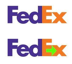 http://aytm.com/blog/research-junction/rebranding-fedex/ Have you ever noticed he hidden arrow in the FedEx logo?! Kudos to the design team! ~Mel E.