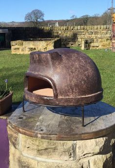 This classic pizza oven is totally portable. Just unpack it and fire it up to make amazing tasting stone baked pizzas. £99.99 from thepizzaovenshop.com