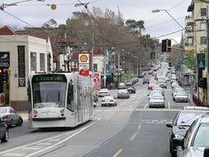 3503 on Toorak Road at South Yarra, Melbourne by chrisadowns, via Flickr