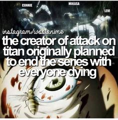Anime facts SNK