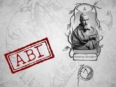 Α όπως… Αλγκάρντι, Αλεσάντρο - Κείμενο: Άρτεμις Δοξαστάκη
