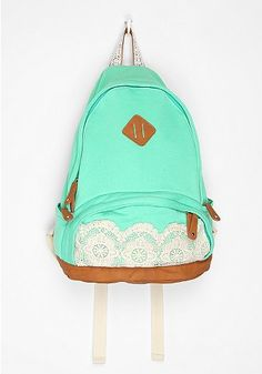 I LOVE this backpack!