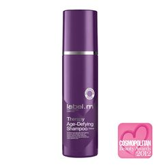 label.m Therapy Age-Defying Shampoo #labelmbelgium #haircare #hairproducts #cleanse #therapy