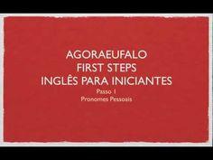Ingles Para iniciantes - Passo 1 - Subject Pronouns