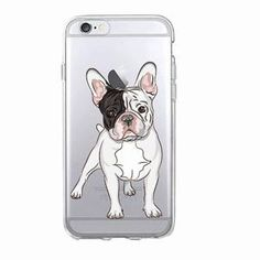Cute puppy phone case | iPhone cover | Smartphone cover | French bulldog