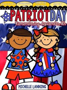 This is an informative mini-pack about Patriot Day (9/11) for little learners. This pack includes: *Book Suggestions*2 page newsletter/fact sheet about what happened on 9/11*Comprehension check sheet*1 coloring page*1 patriotic word search*Remembrance watch craftivityPlease be sure to download the preview so see the details. Patriotic Words, Patriots Day, Little Learners, Book Suggestions, Holiday Activities, First Grade, Teacher Pay Teachers, Social Studies, Coloring Pages