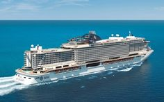 MSC Cruises Celebrates Plan A Cruise Month With 2 For 1 Deals