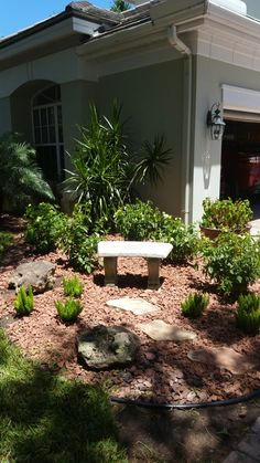 Gardening Books, Small Space Gardening, Florida Landscaping, South Florida, Landscape, Plants, Pictures, Photos, Scenery