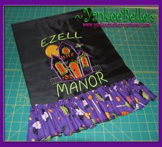 Here it the banner made for the Ezell Family. It measure approx 18H x 12W, and is constructed with rip stop nylon. Thesebanners can be made custom sizes, colors &amp...